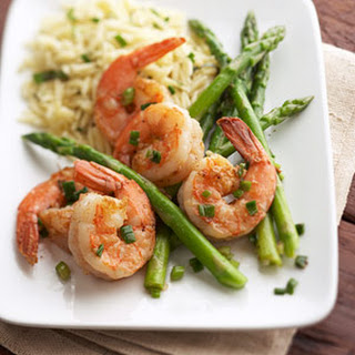Shrimp Orzo Asparagus Recipes