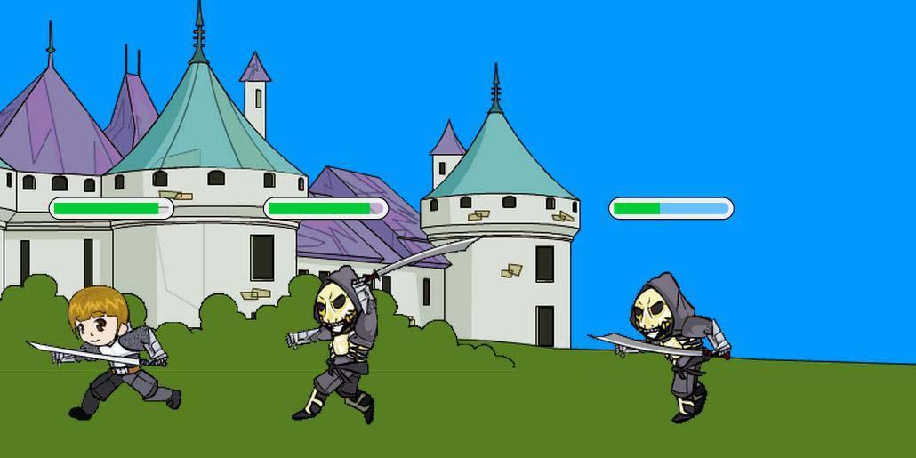 Castle-Knight 40