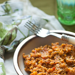 Spiced Red Lentils