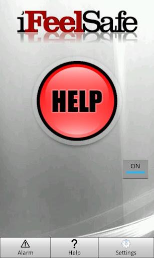 【免費生活App】iFeelSafe-APP點子
