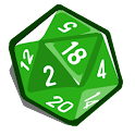 RPG Dice Calculator icon
