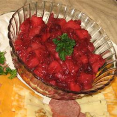Killer Cranberry Chutney