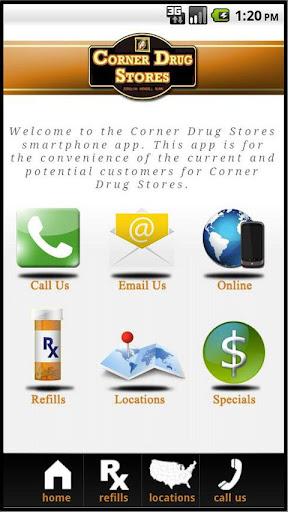 Corner Drug Stores