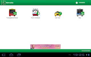 Screenshot of Komutta
