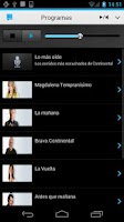 Screenshot of Continental Radio para Android