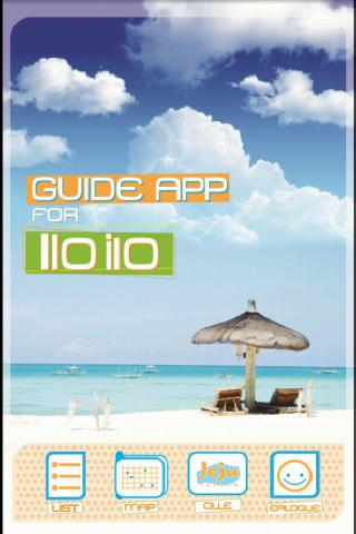 Iloilo Guide app