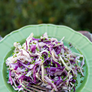 Cucumber Red Cabbage Salad Recipes