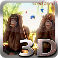 Three Wise Monkeys 3D APK