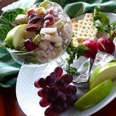 Easy Fruited Chicken Salad
