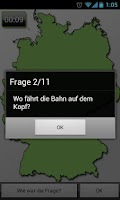 Screenshot of Wo ist der Ort? Demo