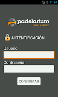 Screenshot of Padelarium Gava