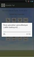 Screenshot of Gazeteden Günlük Burç Yorumu