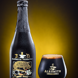 Speedway Stout by Gary Kasl - Food & Drink Alcohol & Drinks ( san diego, ale smith, beer, coffee stout, coffee, speedway stout, composite )