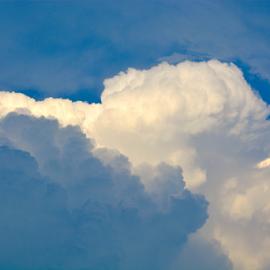 by Tyler Klinger - Landscapes Cloud Formations