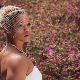 by Mark Bailey II - Wedding Bride