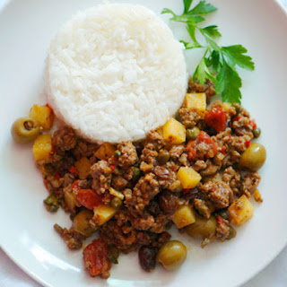 Cuban Picadillo With Potatoes Recipes