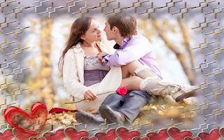 Screenshot of Love Photo Frames
