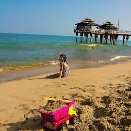 beach by Andy Sinar Judha - Babies & Children Children Candids