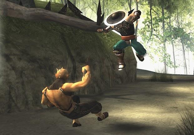 Mortal Kombat: Shaolin