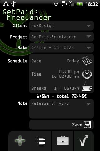 GetPaid:Freelancer