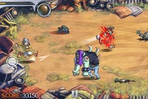 Screenshot of Pro Zombie Soccer