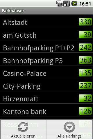 CarParking Schweiz - screenshot