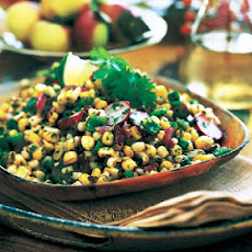 Southwest Corn, Chili, and Cumin Sauté