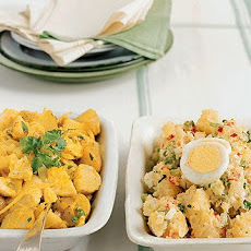 Curried Potato Salad