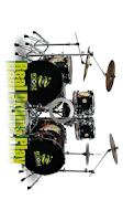 Screenshot of Real Drums Play ( Drum Kit )