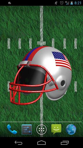 Helmet Live Wallpaper