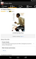Screenshot of LOVEFiLM By Post
