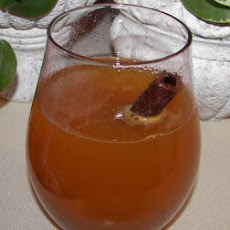 Spiced Cranapple Crush