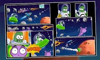 Screenshot of Bert On Mars