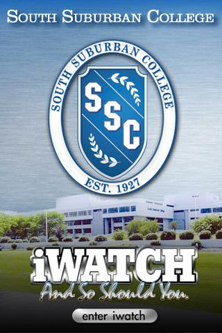 iWatch South Suburban College