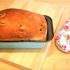 Olive and Pine Nut Loaf