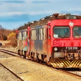 by Kristijan Siladić - Transportation Trains