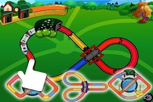 Screenshot of Kids Cars Jigsaw Puzzle Game