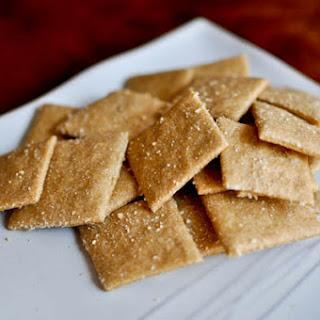 Whole Wheat Soda Cracker Recipes