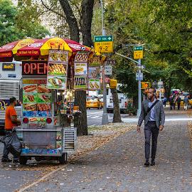 by Pedro Tasinato - City,  Street & Park  Street Scenes