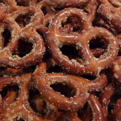 Marinated Pretzels