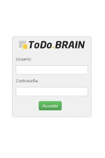 ToDo.Brain - screenshot