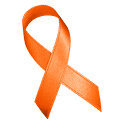 Awareness Ribbon - Orange icon