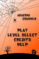 Screenshot of Arachni Crusher Free