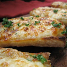 Most Delicious Garlic Cheese Bread