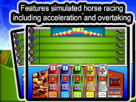 Screenshot of Cointucky Derby Vintage Arcade