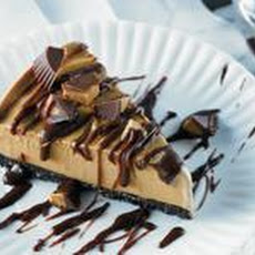 Chocolate Peanut Butter Ice Cream Torte