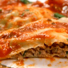 Big Daddy's Ravioli with Marinara Sauce