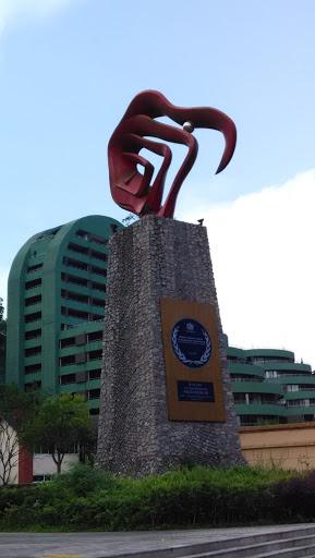 花水湾度假小镇雕塑