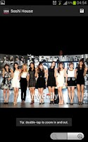 Screenshot of Soshi House (SNSD)