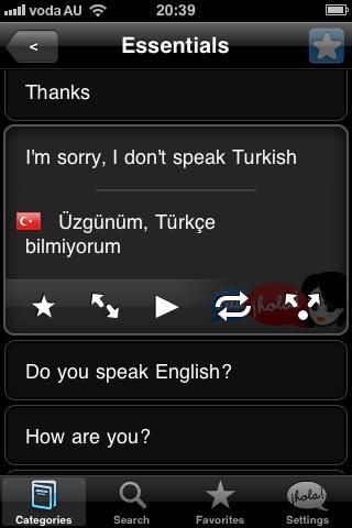 Lingopal土耳其精簡版